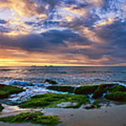 Burns Beach Art Print