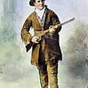 Calamity Jane (c1852-1903) Art Print