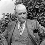 Carl Van Vechten (1880-1964) Art Print