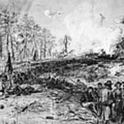 Civil War: Spotsylvania Art Print