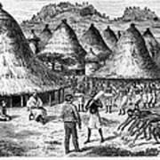 David Livingstone (1813-1873) Art Print