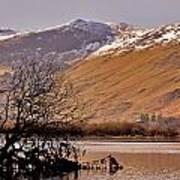 Derwent Water - Lake District. Art Print