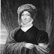 Dolley Madison (1768-1849) Art Print