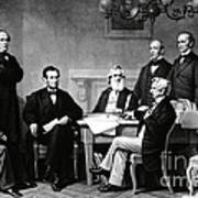 Emancipation Proclamation Print by Photo Researchers