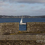 Falmouth Harbour  Art Print