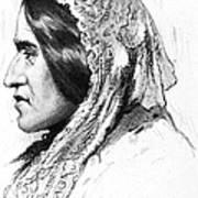 George Eliot (1819-1880) Art Print