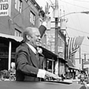 Gerald Ford (1913-2006) Art Print