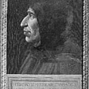 Girolamo Savonarola Art Print