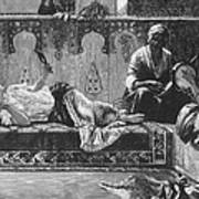 Harem Art Print by Granger