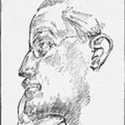 James Joyce (1882-1941) Art Print