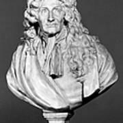 Jean De La Fontaine Art Print