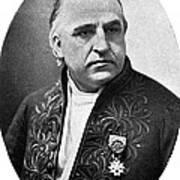 Jean-martin Charcot, French Neurologist Art Print