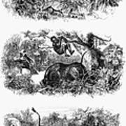 John H. Speke (1827-1864) Art Print