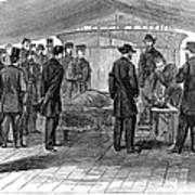 John Wilkes Booth Art Print