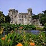 Johnstown Castle, Co Wexford, Ireland Art Print