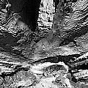 Lava Tube Cave Art Print