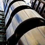 Lloyds Of London Building Art Print