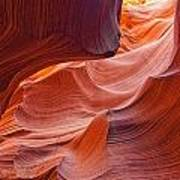 Lower Antelope Canyon, Arizona Art Print