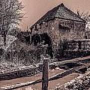 Lurgashall Mill Art Print