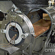 Negative Pressure Ventilator, Iron Lung Art Print