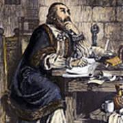 Nicholas Ridley (1500-1555) Art Print