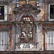 Plaza Mayor Art Print
