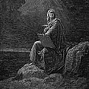 Saint John The Evangelist Art Print