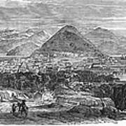 San Francisco, 1850 Art Print