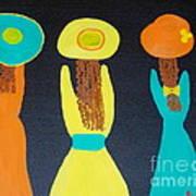 3 Sisters Art Print