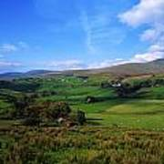 Sperrin Mountains, Co Tyrone, Ireland Art Print