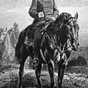 William I Of Prussia Art Print