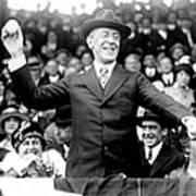 Woodrow Wilson (1856-1924) Art Print
