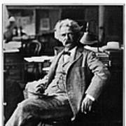 Samuel Langhorne Clemens Art Print