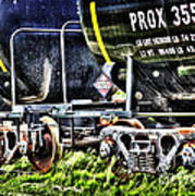 35530train Art Print