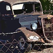 '36 Ford Art Print
