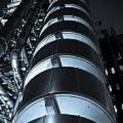 Lloyd's Building London  Art Print