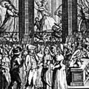 French Revolution, 1789 Art Print