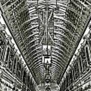 Leadenhall Market London Art Print