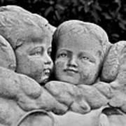 Angels Among Us Art Print
