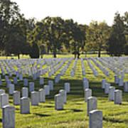 Arlington National Cemetery, Arlington Art Print