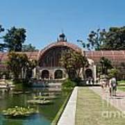 Balboa Park San Diego Art Print
