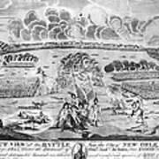 Battle Of New Orleans Art Print