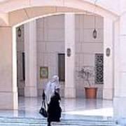 Cairo Opera Grounds Art Print