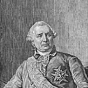 Charles De Vergennes Art Print