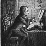 Charles Lamb (1775-1834) Art Print