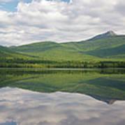 Chocorua Lake - Tamworth New Hampshire Art Print
