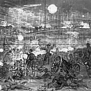 Civil War: Gettysburg Art Print