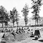 Civil War: Soldiers Art Print