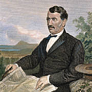 David Livingstone Art Print