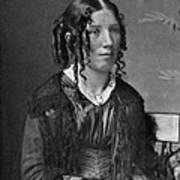 Harriet Beecher Stowe, American Print by Photo Researchers
